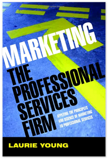 marketing the professional services firm 220x324